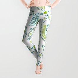 Ethnic pattern . Eye 2 . Leggings