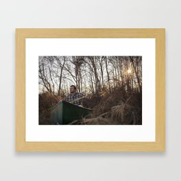 Into The Wild Framed Art Print