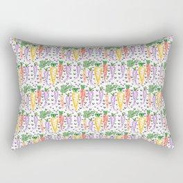 carrot top Rectangular Pillow