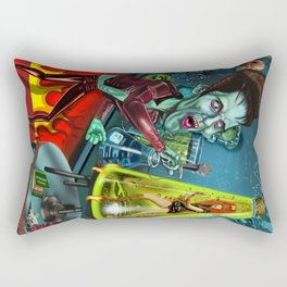 Lux & Ivy Rectangular Pillow