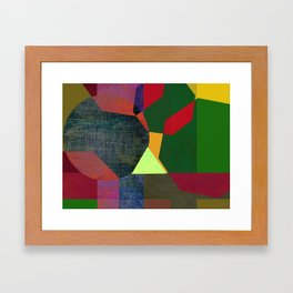 JOYFUL GAME Framed Art Print