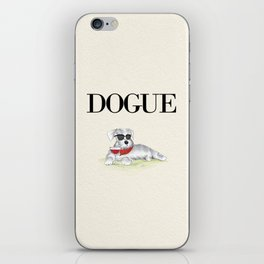 Dogue iPhone Skin