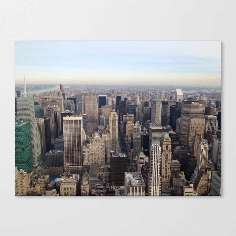 New York I Love You Canvas Print by Lucreziasemenzato CNV929300