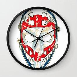 Dryden - Mask 2 Wall Clock