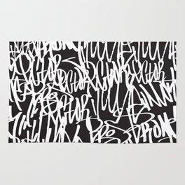 Graffiti illustration 07 Rug