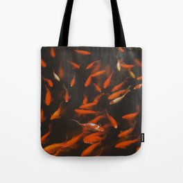 FORBIDDEN FISH Tote Bag