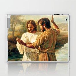 John The Baptist Laptop & iPad Skin