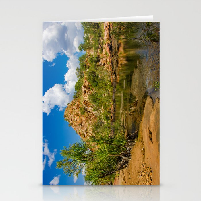 Bell Gorge Stationery Cards