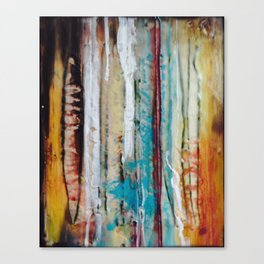 Visceral Canvas Print