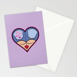 Chub Rub Club (II) Stationery Cards