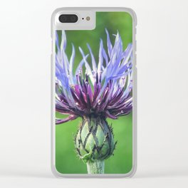 Funky Funky Clear iPhone Case