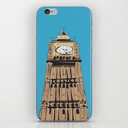 London Big Ben iPhone Skin