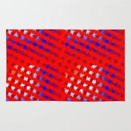 Jiggly Stripes Rug