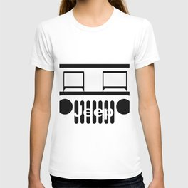 Jeep of road T-shirt