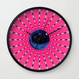 artRAVE Gazing Ball Wall Clock