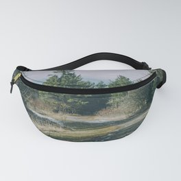 The Road To Wonderland Fanny Pack