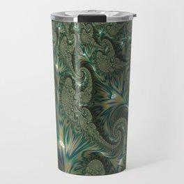 Green Oxidation Travel Mug