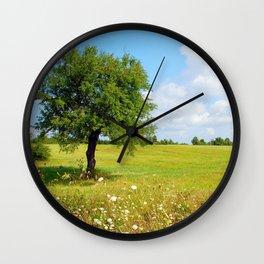 Alto Molise, countryside Wall Clock
