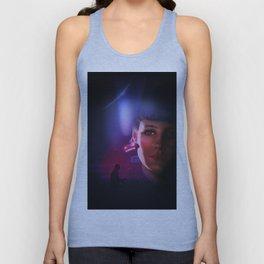 Rachael Blade Runner Poster Unisex Tank Top