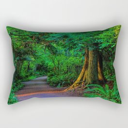 Magic Moment Rectangular Pillow