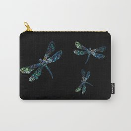Dragonfly's Carry-All Pouch