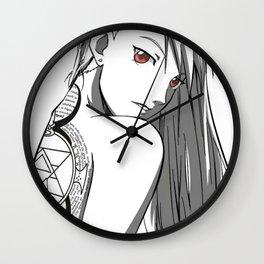 Riza's Looks Wall Clock