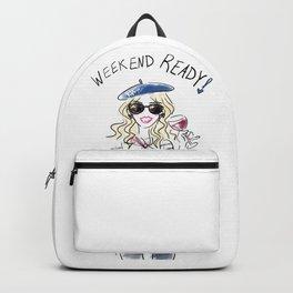 Weekend Vibes Backpack