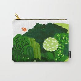 the tao of gardening Carry-All Pouch