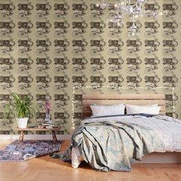 Steam Punked Wallpaper