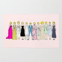 Marilyn Fashion Pink  Rug