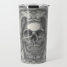 Crossed scythes Travel Mug