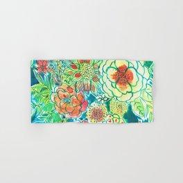 Flora Hand & Bath Towel