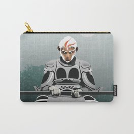 White Monkey King Carry-All Pouch