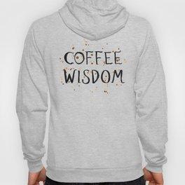 Coffee Wisdom Hoody