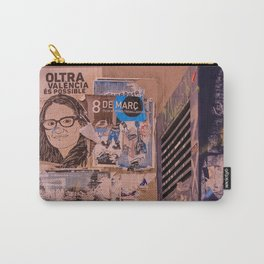 Ads and Tags Carry-All Pouch