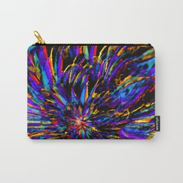 Mardi Gras - Celebration of Color Carry-All Pouch