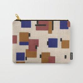 Piet mondrian, composizione in colore B, 1917 Carry-All Pouch