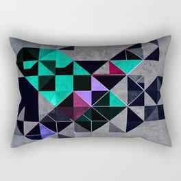 irony analyg Rectangular Pillow