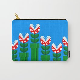 Carnivorous Plant Carry-All Pouch