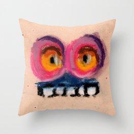 Ruobott Serie Throw Pillow