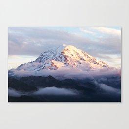 Marvelous Mount Rainier 2 Canvas Print