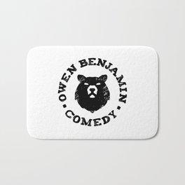 Owen Benjamin Comedy Bath Mat