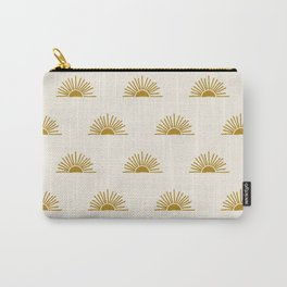 Sol in Natural Carry-All Pouch