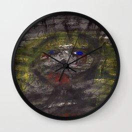 Culpa Wall Clock
