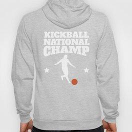Retro Kickball National Champ Hoody