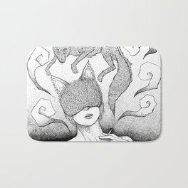 The killing Moon Bath Mat