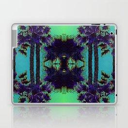 Hawaiian Neon Summer Nights Laptop & iPad Skin