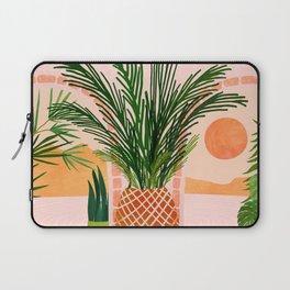 Mediterranean Vacation / Exotic Landscape Laptop Sleeve