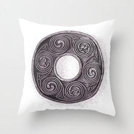 Celtic Motif Throw Pillow