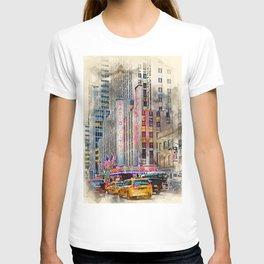 Radio City NYC T-shirt